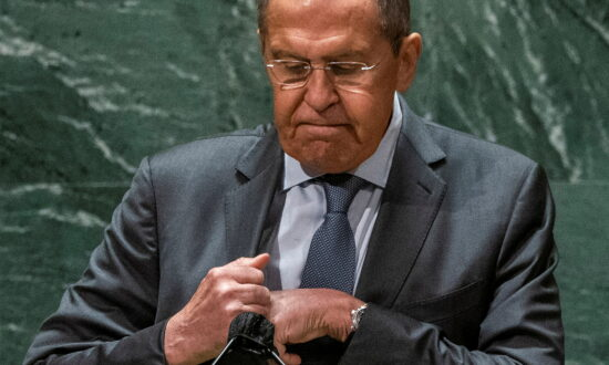Lavrov Says Russian Government Not Involved in Mali Deal With Private Russian Military Company