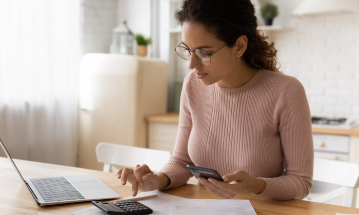 The concept of a zero-based budget is simple: income minus outgo equals zero. (fizkes/Shutterstock)