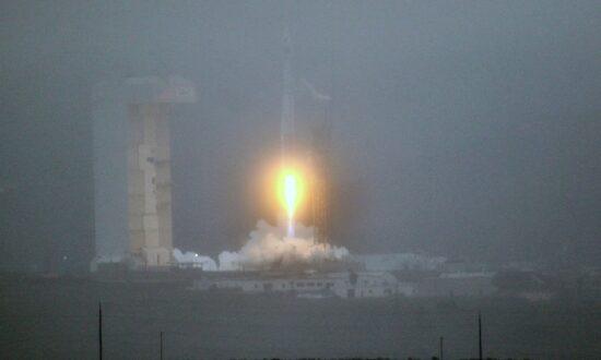 Earth-Monitoring Landsat 9 Satellite Launches in California