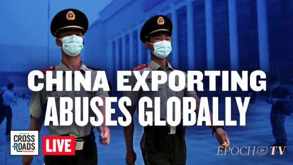 Live Q&A: Chinese Regime Exports Abuse Globally Through Media Control & Threats; AZ Audit Results Announced