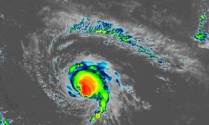 Hurricane Sam Peaks in Intensity, Mainland Likely to Be Spared Landfall