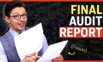 EpochTV: Interview with AZ Senate President; Final Audit Report Analysis