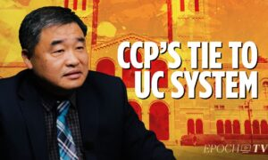 Why the CCP Spent Billions to Get Students Into California Universities   Nan Su