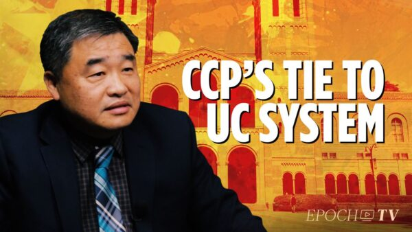 Why the CCP Spent Billions to Get Students Into California Universities | Nan Su