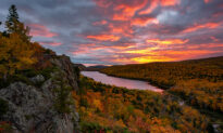 Fall Into the Porkies: Camping in Michigan's Wilderness