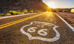 America's Ultimate Drive: New York to Los Angeles