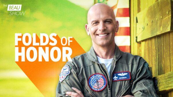 'Folds of Honor': Honor Their Sacrifice, Educate Their Legacy
