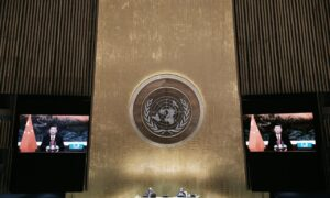 Deciphering Xi Jinping's Speech to UN Secretary General and the World