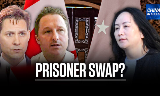 Canadians Released After Huawei CFO's Release