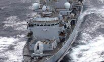 British Warship Makes a Rare Passage of Taiwan Strait