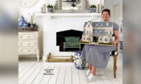 Miniature Artist Handcrafts Incredibly Sophisticated Dollhouses in Mind-Blowing 1:24 Ratio