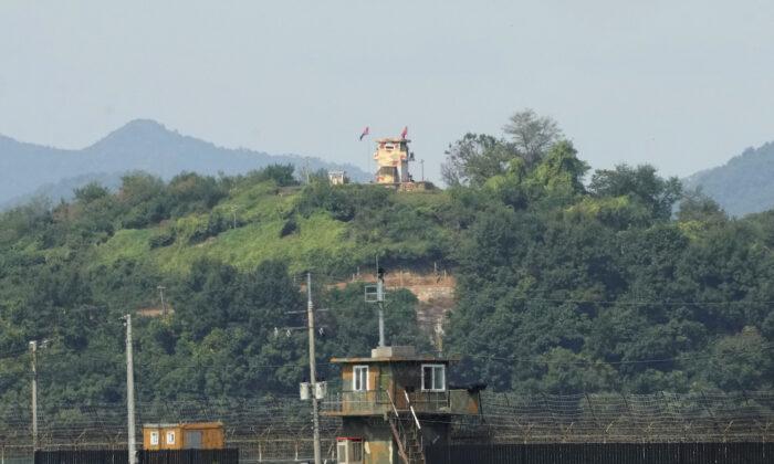 North Korea Fires 'Unidentified Projectile' Into Sea