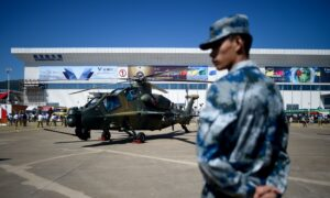 China's Bid for Russian Assault Helicopters a Threat to Taiwan: Experts