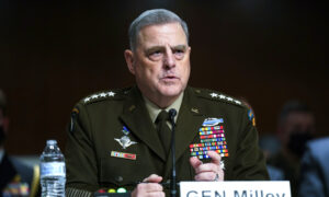 Gen. Mark Milley Defends Telephone Calls to Reassure China