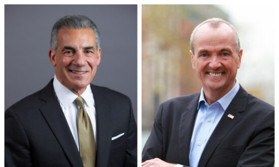 New Jersey Gubernatorial Candidates Square Off on Hurricane Response, Pandemic, Policing in First Debate