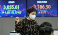 World Shares Mostly Higher After US Averts Shutdown