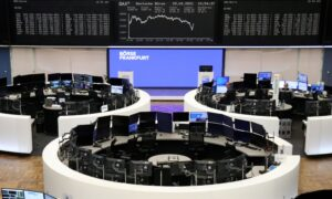European Shares Rally on Cooling Energy Prices, Construction Sector Gains