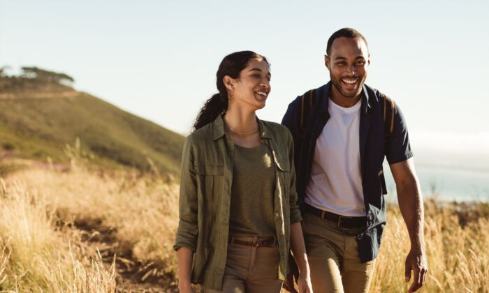 Human beings are tied tightly to this planet, and sunshine isn't nearly as dangerous as it is essential to our well being. (Jacob Lund/Shutterstock)