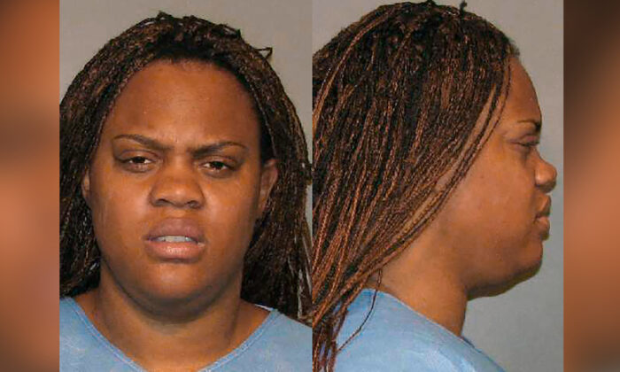 Ureka Black. (Caddo Correctional Center via AP)