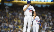 Dodgers' Kershaw Goes Back on Injured List Ahead of Playoffs