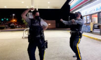 RCMP Officers 'Bust a Move' to Make Jittery Teens Laugh—and the Video Goes Viral