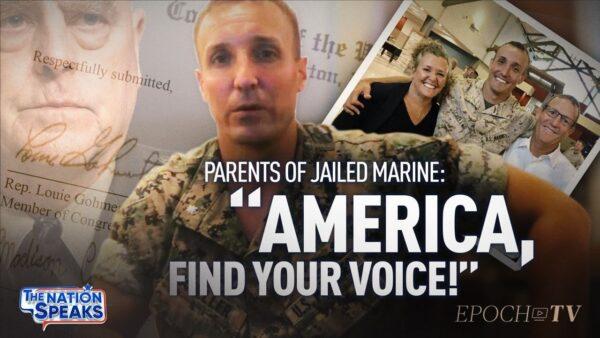 Parents of Jailed Marine Go to Battle; Australia's Extreme Lockdown Enforcement