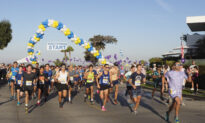 Runners Take Off at the 39th Annual Corona Del Mar Scenic 5K
