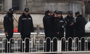 Former Chinese Justice Minister With History of Human Rights Violations Under Investigation