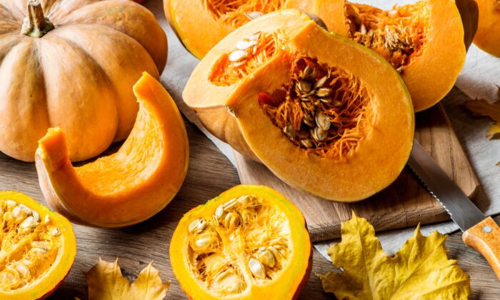 Pumpkins are a culinary powerhouse—as long as you use the kinds bred for eating, not for carving. (RONEDYA/shutterstock)