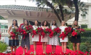 Pasadena Tournament of Roses Crowns 2022 Rose Queen