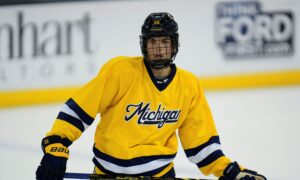 Top NHL Picks Stay in School, Including No. 1 Overall Pick