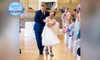 Video: After 29 Years Battling Cerebral Palsy, Bride Realizes Dream of Walking Down the Aisle
