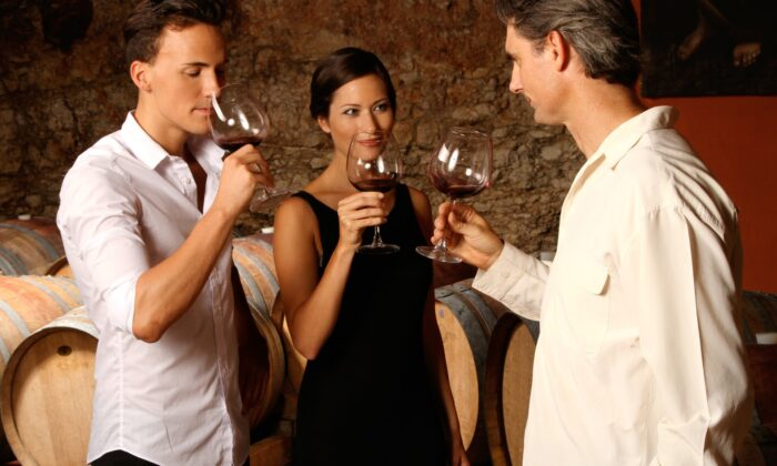 Remember that wine touring has become a lot more popular recently, so brace for crowded tasting rooms. (Werner Heiber/shutterstock)