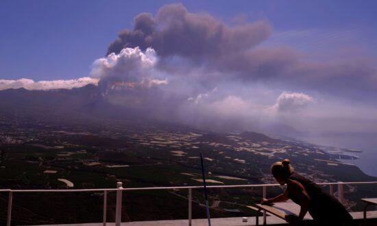 La Palma Island's Volcano Roars Again, Spewing Thicker Lava