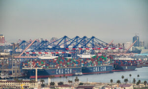 Long Beach Port to Remain Backlogged Until Next Summer, Officials Say