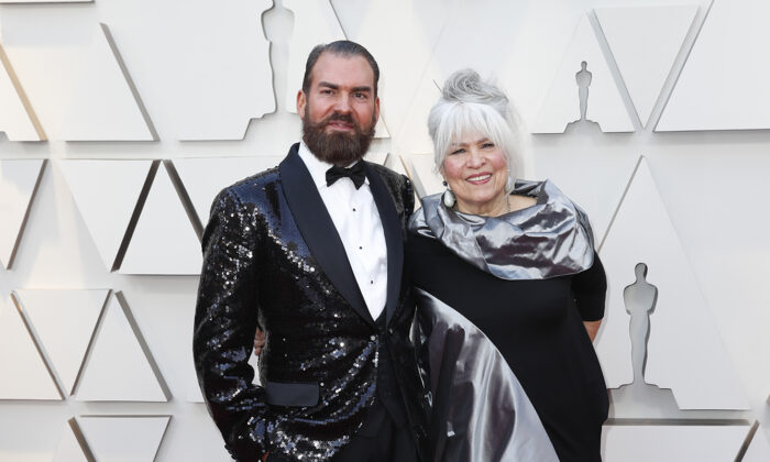 Marc Pilcher, left, and Jenny Shircore during arrivals at the 91st Academy Awards at the Dolby atre at Hollywood & Highland Center in Hollywood, Calif., on Feb. 24, 2019.  (Jay L. Clendenin/Los Angeles Pezou/TNS)