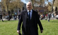 5 Arrested After Sir Iain Duncan Smith Allegedly Hit With a Traffic Cone