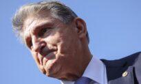 Manchin Opposes Democrats' IRS Snooping Scheme