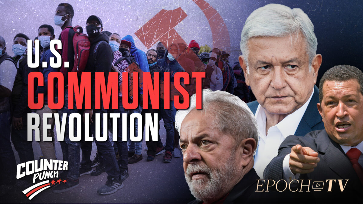 The Communist Connections Behind What's Happening at the US Border