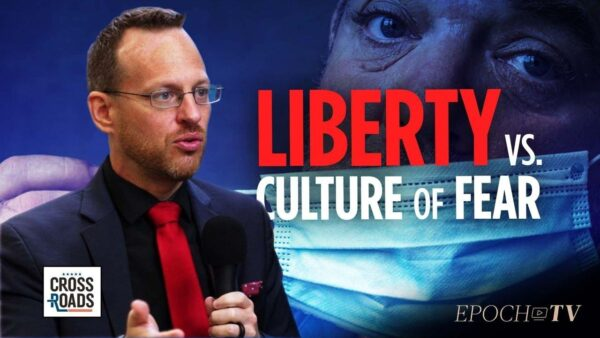 Spike Cohen: Culture of Fear Led to Massive Infringements of Our Rights