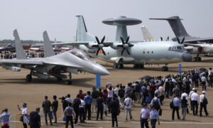 China's New Airliner: A No-Show at the Airshow