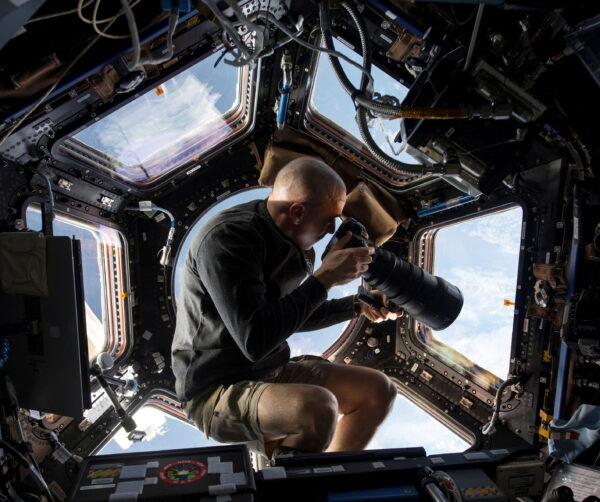 NASA astronaut Chris Cassidy