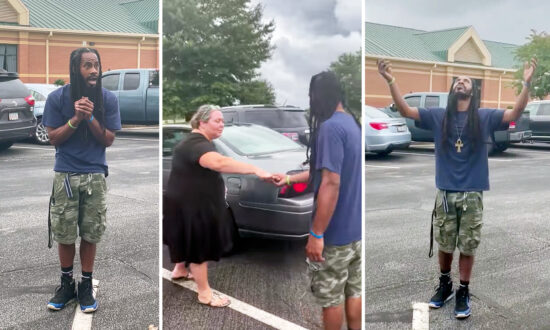 Video: Teachers Chip In to Buy Car for Beloved Custodian Who Walks an Hour to School