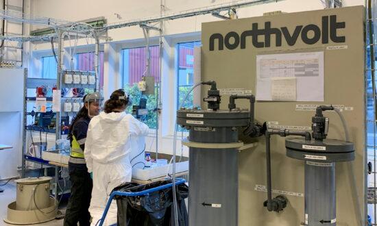 Exclusive: Northvolt Plots EV Battery Grab With $750 Million Swedish Lab Plan