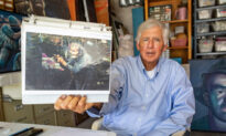 Former Vietnam War Combat Artist Finds Renewed Passion for Painting