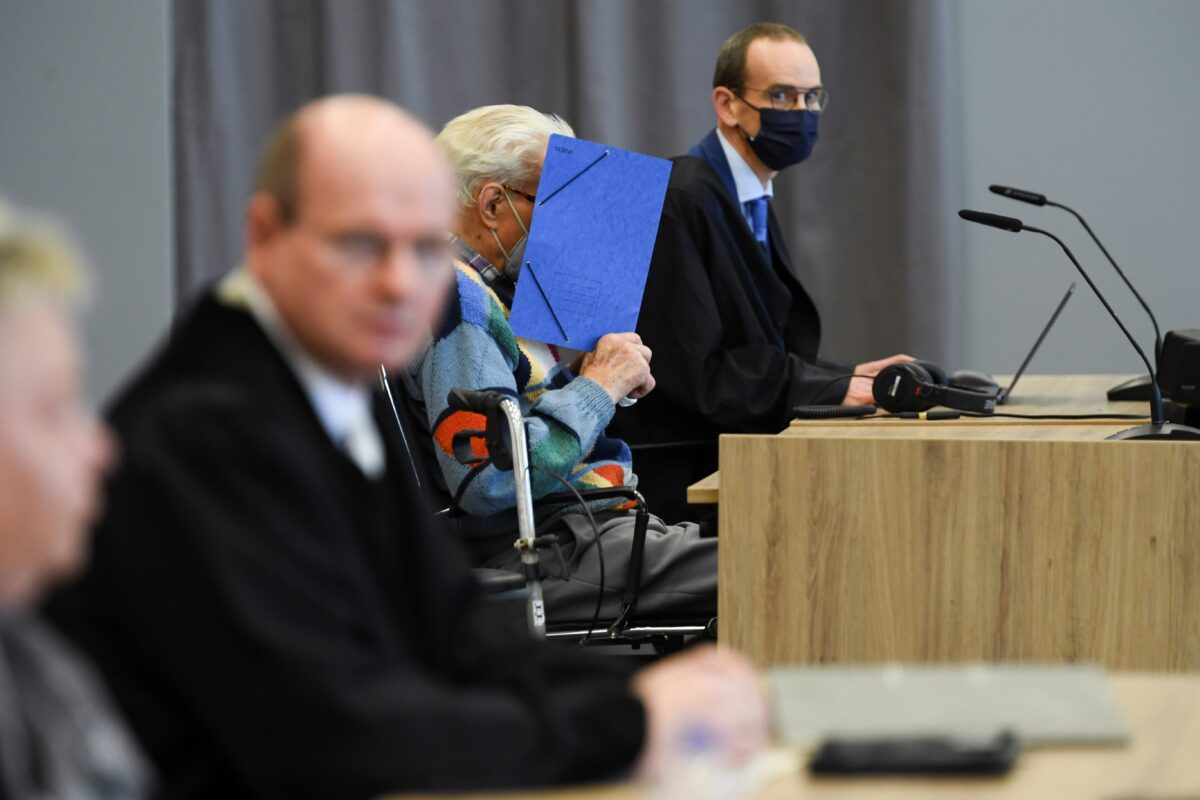 Trial against 100-year-old SS guard in former Nazi concentration camp