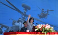 Taiwan's Military: 'Break the Glass' Before the Fire Starts