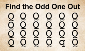 Beat the Timer and Test Your Vision: How Fast Can You Solve These 5 Puzzles?