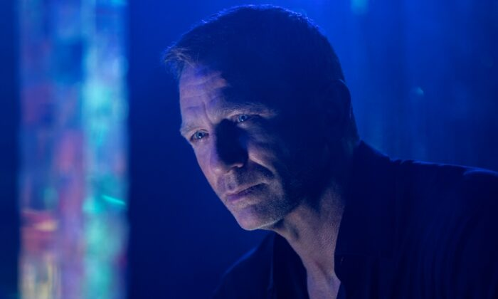 """Daniel Craig stars as James Bond in """"No Time to Die."""" (MGM and EON Productions)"""