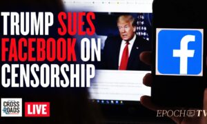 Live Q&A: Trump Sues Facebook to Restore His Account; Woman Denied Life-Saving Care Over Vaccine